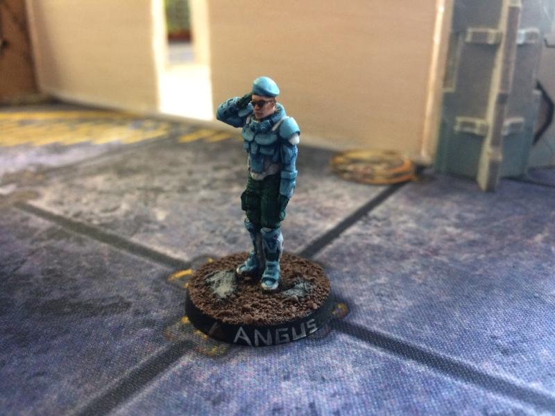 Fusilier Angus!